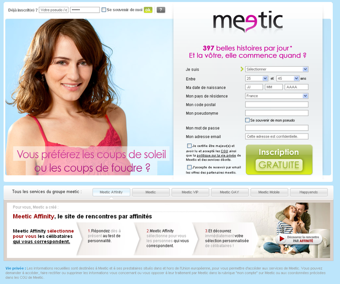 Sites de rencontre mst. La datation.