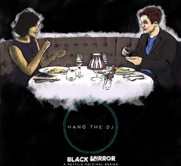 Juliet : l'application rencontre inspirée de «Black Mirror».
