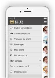 Application Elite Rencontre