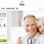 Elite Rencontre Senior : notre avis sur le site réservé aux célibataires à la recherche de l'amour