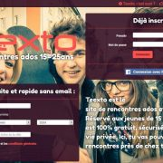Teexto : avis sur ce site de rencontre pour ado